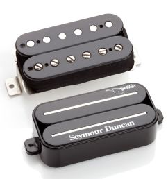 details about seymour duncan dimebag signature humbucker set black 59 [ 1000 x 1000 Pixel ]