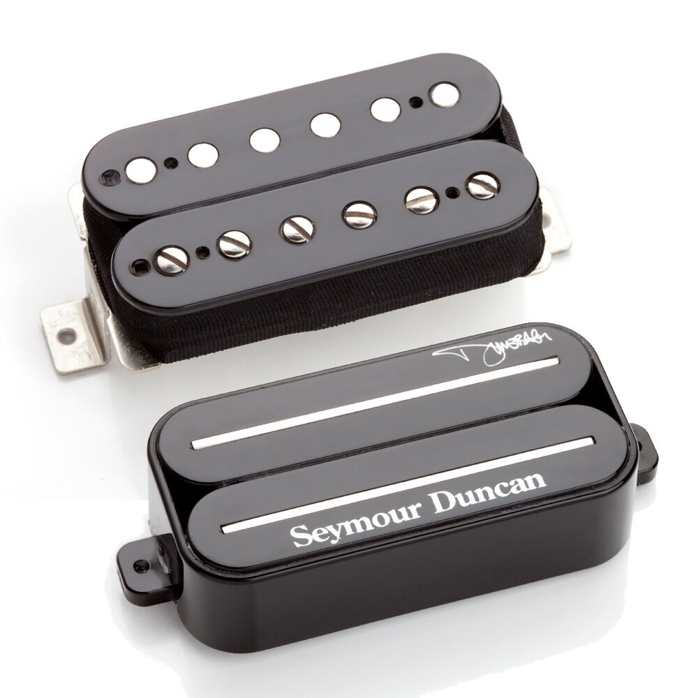 medium resolution of details about seymour duncan dimebag signature humbucker set black 59
