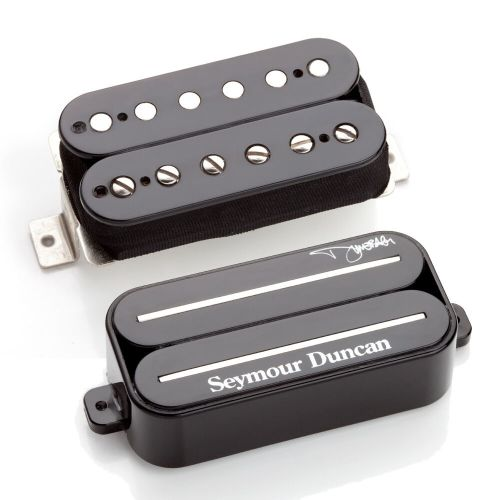 small resolution of details about seymour duncan dimebag signature humbucker set black 59