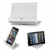 Aluminum 360 Rotating Bed Desk Mount Stand Holder For iPad