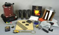 2 Kg Gold Melting Furnace Complete Starting Kit Melt Gold