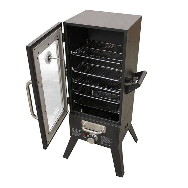 Smoke Hollow LP Gas Smoker with Window in 36