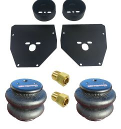 details about chevy c10 air ride suspension front mount brackets 2600 air bags 1963 72 1 4  [ 900 x 1000 Pixel ]