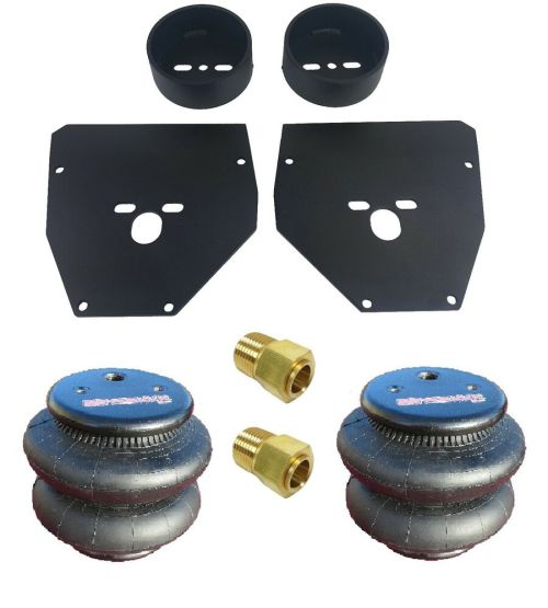 small resolution of details about chevy c10 air ride suspension front mount brackets 2600 air bags 1963 72 1 4