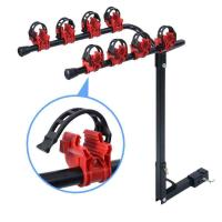 Bike Rack 4 Bicycle Hitch Mount Carrier Car Truck Auto 4 ...