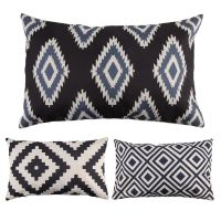 NEW PILLOW CASES COVERS Geometry 30cm x 50cm Home Sofa ...