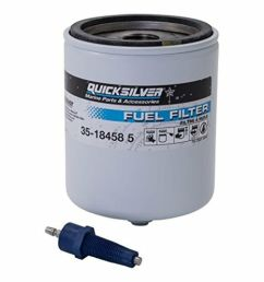 mercury mariner v6 efi dfi optimax water separator fuel filter 35 18458q4 ebay [ 1000 x 1000 Pixel ]