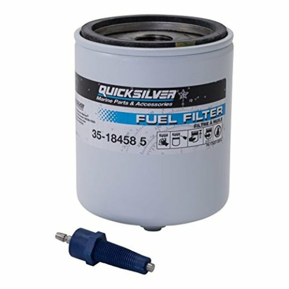 hight resolution of mercury mariner v6 efi dfi optimax water separator fuel filter 35 18458q4 ebay