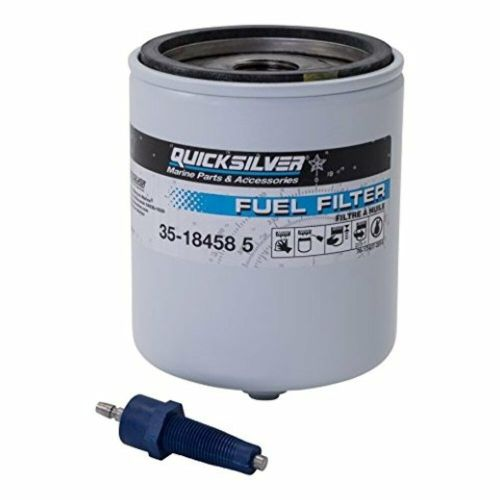 small resolution of mercury mariner v6 efi dfi optimax water separator fuel filter 35 18458q4 ebay