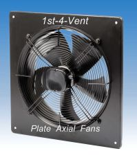 560mm PLATE AXIAL EXTRACTOR FAN, 1 PHASE, 6 Pole ...