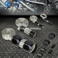 BRAIDED STAINLESS STEEL VACUUM/FUEL/RADIATOR/OIL LINE ...