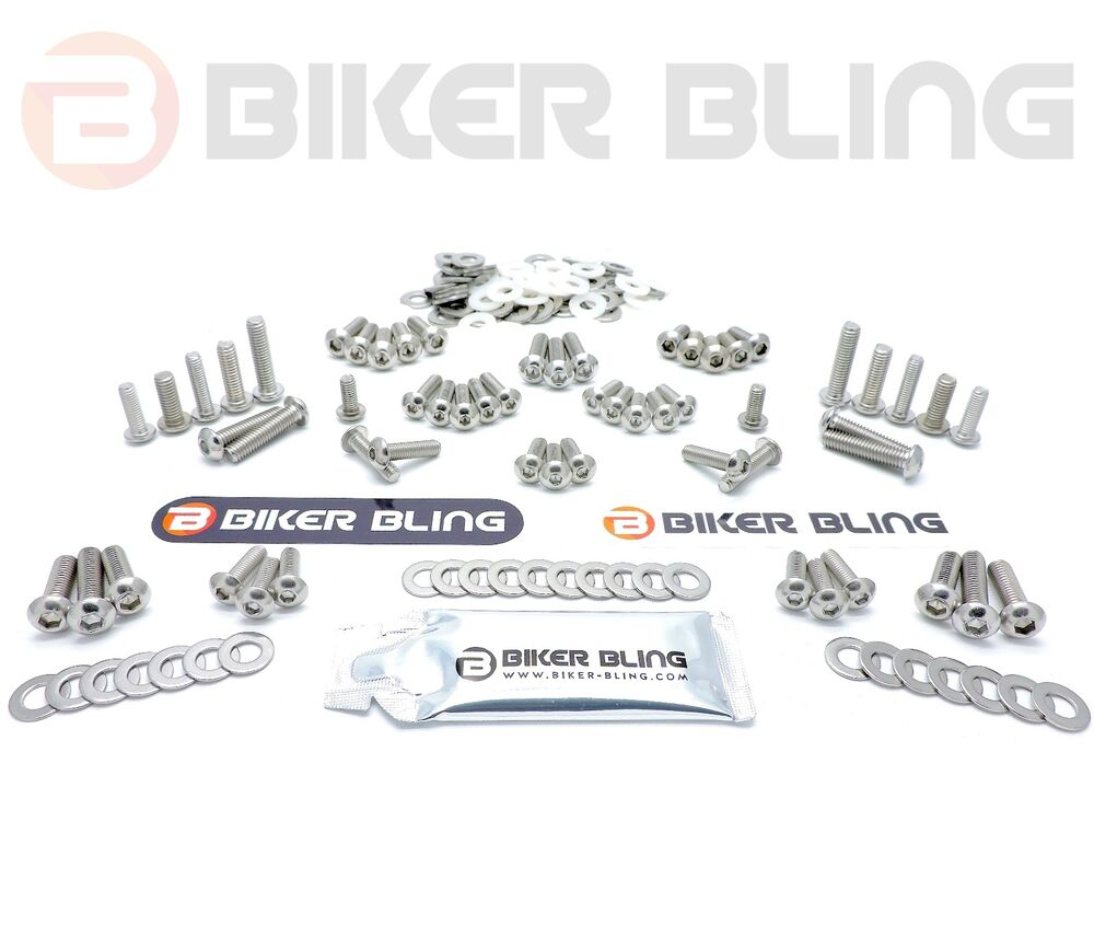 BMW F650GS Dakar R13 2001-2007 stainless steel motorcycle