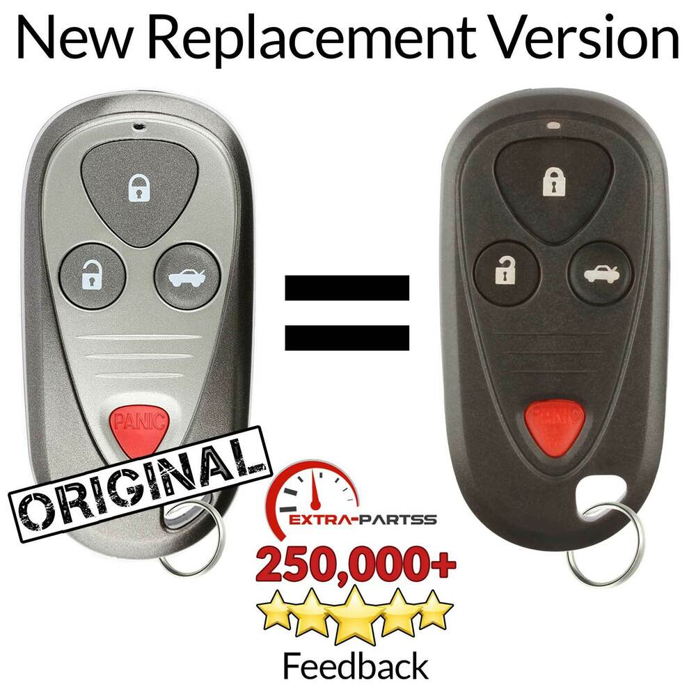 medium resolution of details about for 2004 2005 2006 acura tl remote keyless entry key fob