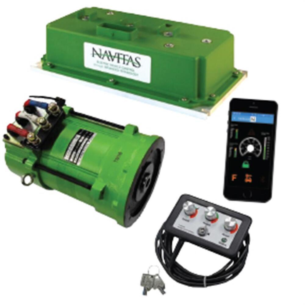 medium resolution of details about navitas 48v ezgo txt dc to ac motor and controller conversion kit with programme
