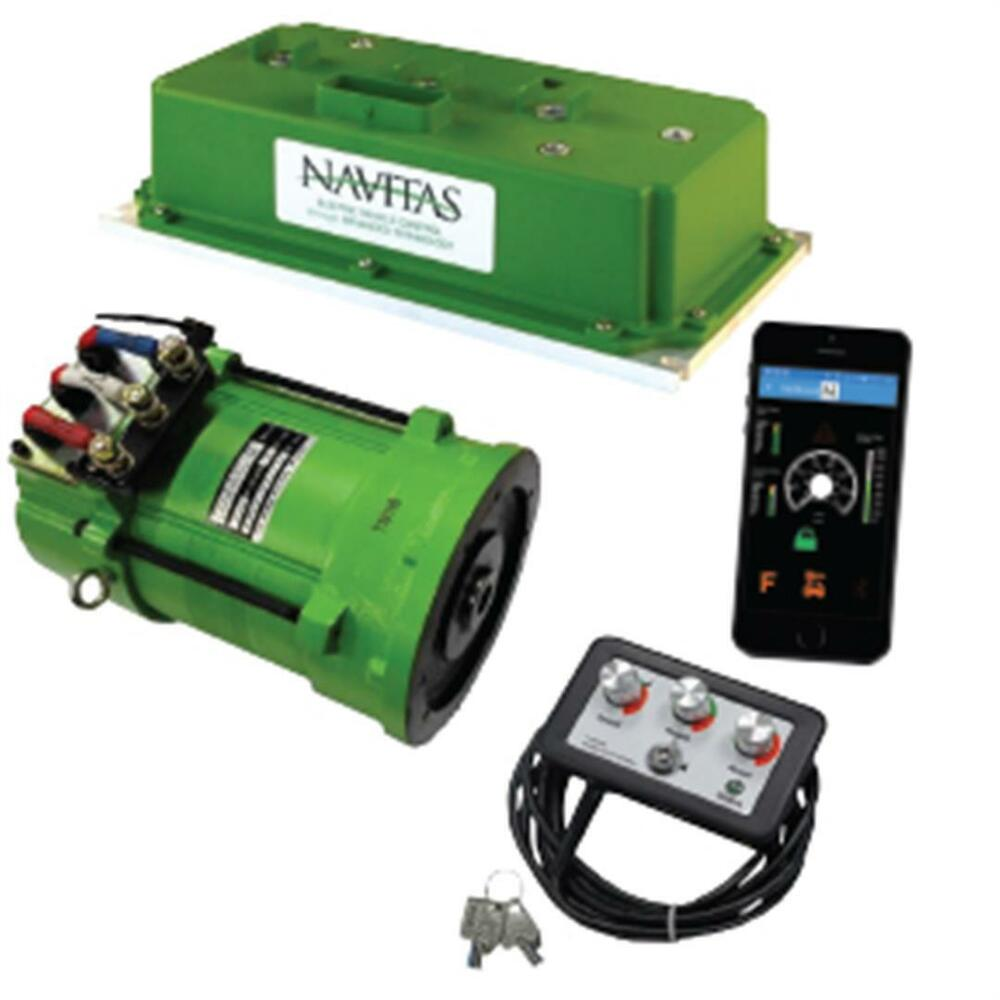 hight resolution of details about navitas 48v ezgo txt dc to ac motor and controller conversion kit with programme