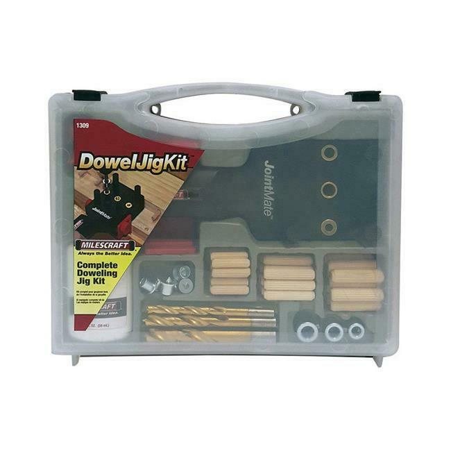 Harbor Freight Dowel Jig Fix
