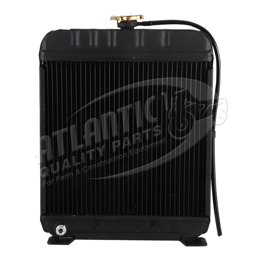 medium resolution of details about new radiator fits kubota tractors l245dt l245f l245h l245
