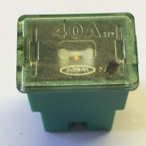small resolution of details about land rover 40 amp fuse green 27
