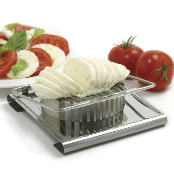 Norpro 341 Mozzarella Soft Cheese Egg Slicer 18 10