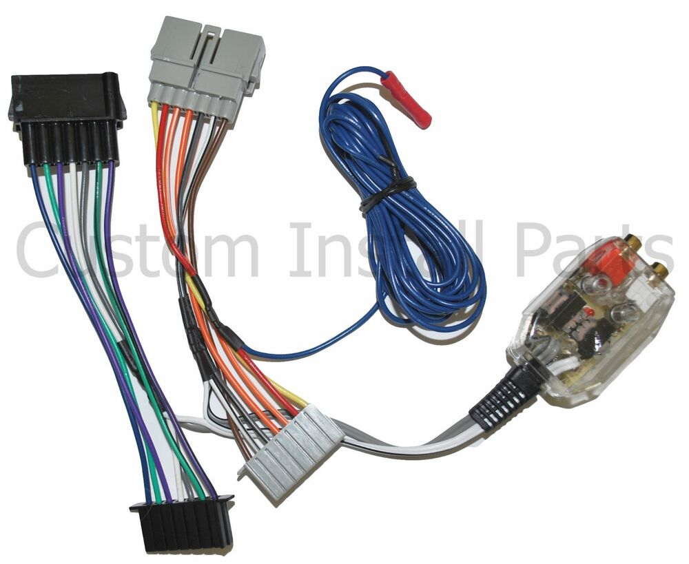 98 Jeep Wrangler Wiring Diagram Factory Radio Add A Amp Amplifier Sub Interface Wire