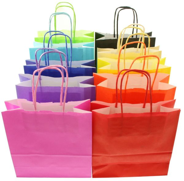 Party Paper Loot Bags Wedding Favours Medium