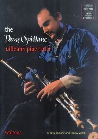 WALTONS The Davy Spillane Uilleann Pipe Tutor BOOK NEW ...