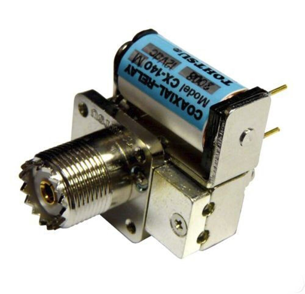 Spdt Coaxial Relay