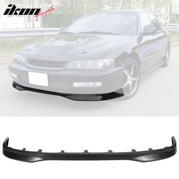 96-97 Honda Accord Dx T- Urethane Front Bumper Lip