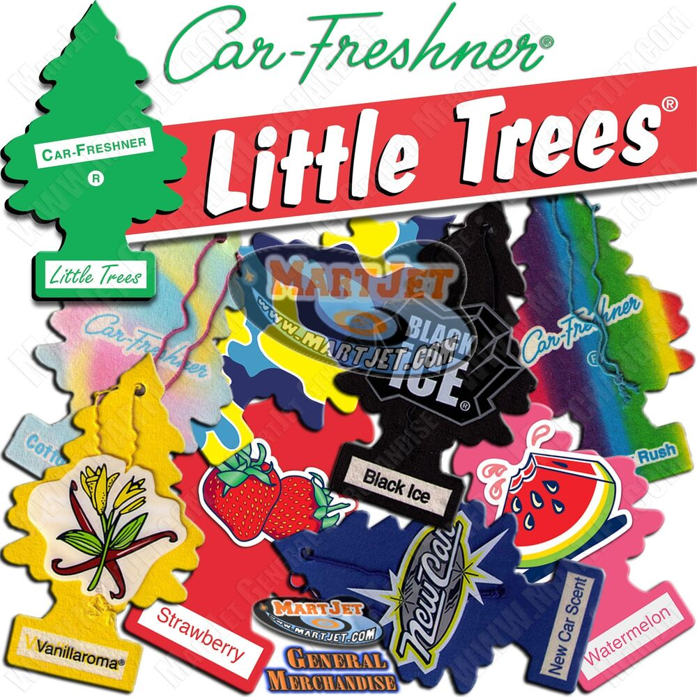 Little Trees Car Air Fresheners Classic Nature Hanging