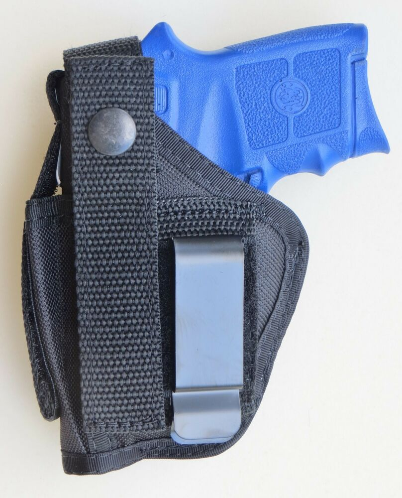 Gun Holster Hip Belt with for S&W Bodyguard 380 with or ...
