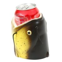 Beer Can Holder Double Walled Can Drink Holder Catfish(Cat ...