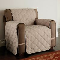 ULTIMATE FURNITURE PROTECTOR PETS SLIP COVER CHAIR ...