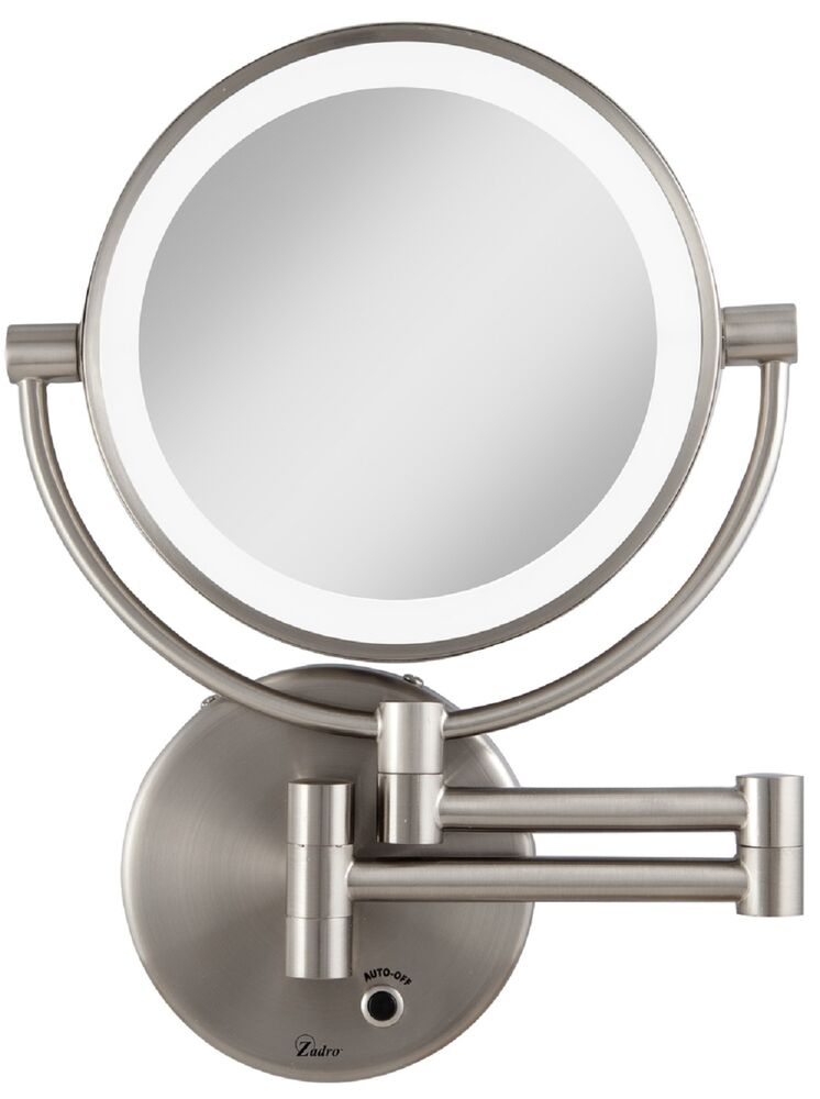 Zadro Lighted Makeup Mirror