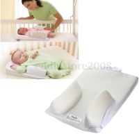 Baby Infant Newborn Airflow Sleep Positioner Anti Roll ...