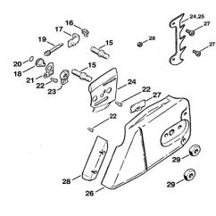 Stihl Ms 270 Parts Diagram Vw Ignition Coil Wiring Engine Diagrams | Get Free Image About