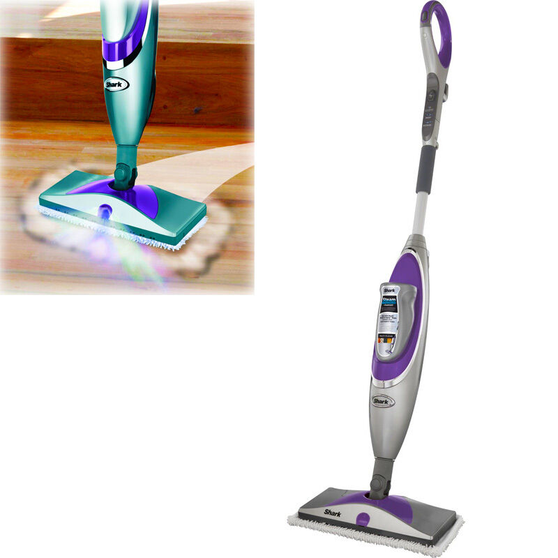Shark Digital Steam  Spray Professional Floor Cleaner Mop Cordless Steamer Set  eBay