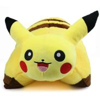 "17"" inch Pokemon Transforming Pillow Pikachu Pillow Pet"