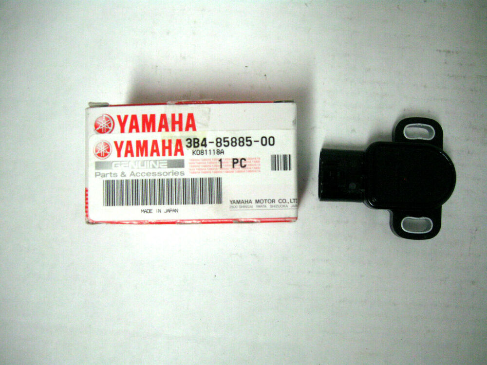 Yamaha Throttle Sensor 08 15 Road Star Grizzly Rhino Yfz