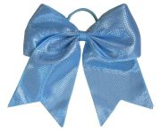 """sparkle dots light blue"" cheer"