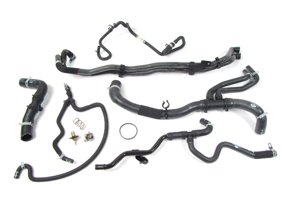 Land Rover Coolant Hose And Thermostat Kit For LR3 & Range