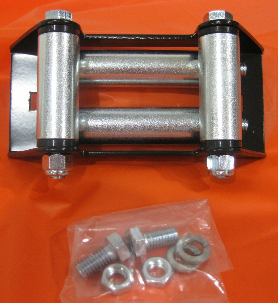 hight resolution of details about warn 64952 replacement roller fairlead trailer utility winch 1700 3700 4700 1500