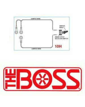 Boss Snow Plow Smart Hitch 2 Toggle Switch w Connectors