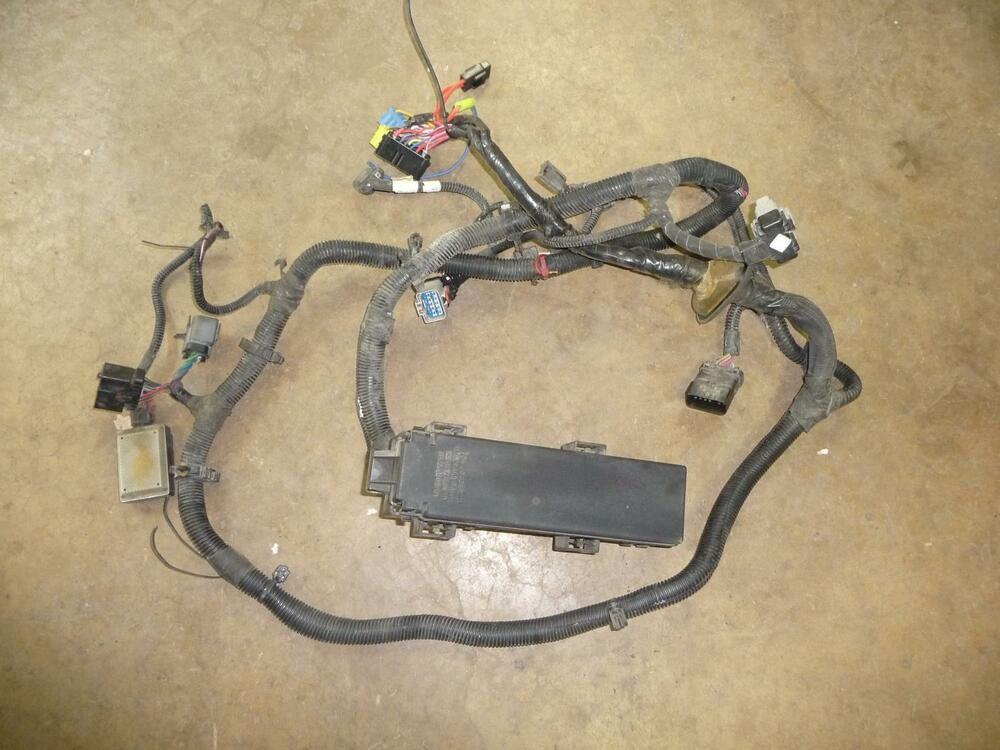 Wiring Harness Jeep Tj
