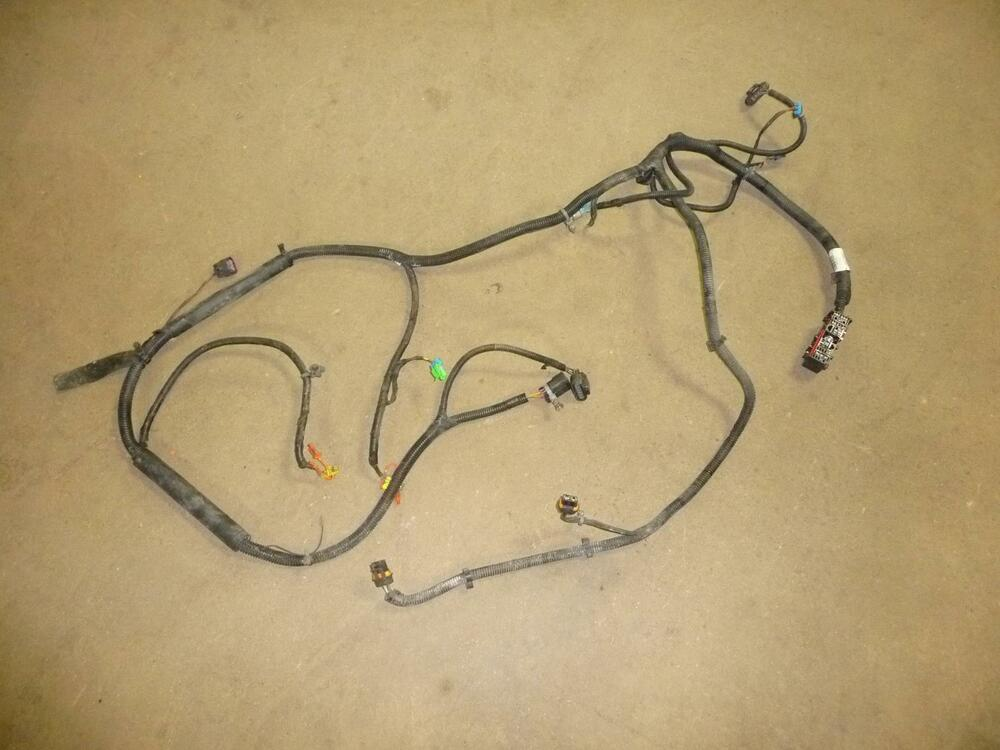 Chevrolet Impala Front Headlight Wiring Harness 3 5l