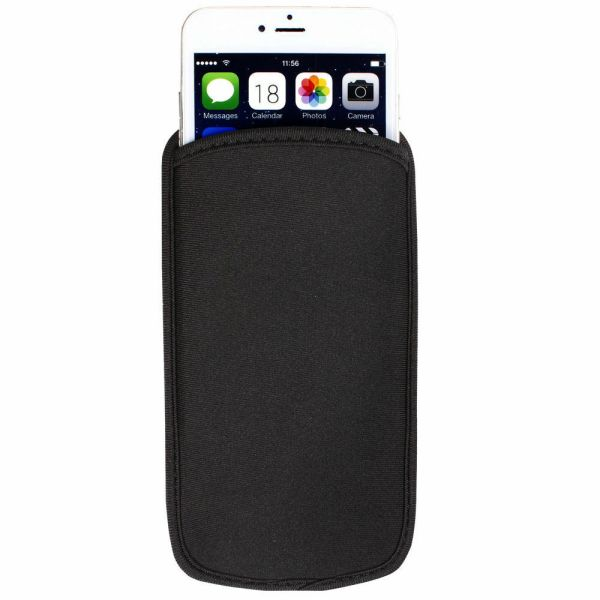 Hot Neoprene Shock Resistant Mobile Phone Case Pouch For