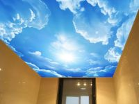 Clouds Ceiling Murals Wallpaper - Bing images