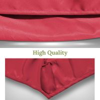 9ft Patio Umbrella Cover Canopy 6 Ribs Replacement Parasol ...