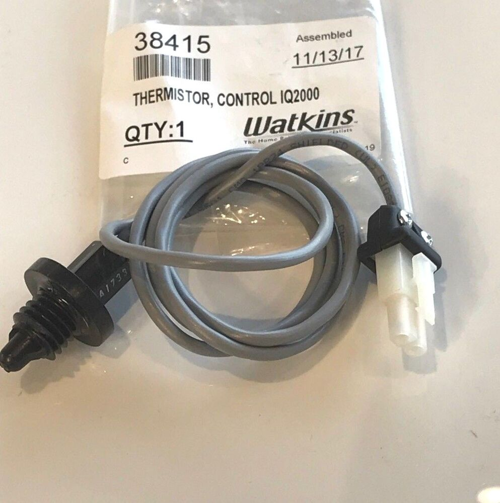 hight resolution of hot spring tiger river spa control stat thermistor pn 38415 1995 2001 new ebay