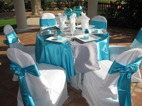 "Bridal Satin Table Overlay 58"" X 58"" Square Tablecloth"