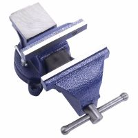 "5"" Mechanic Bench Vise Table Top Clamp Press Locking ..."